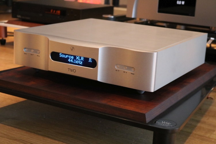 Model TWO Review Hifi Advice March 2021